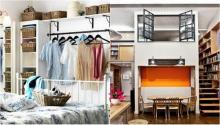 30 ხერხი, რომლითაც ოთახში სივრცის გაზრდას შეძლებთ