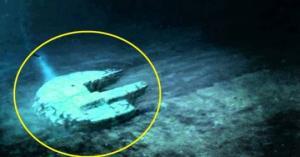 ათი ყველაზე  იდუმალი  ნაპოვნი მსოფლიო  ოკეანეში