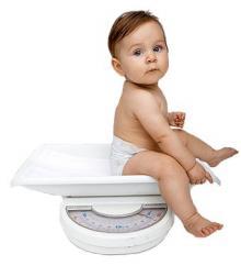 რა წონის და სიმაღლის უნდა იყოს ბავშვი 1 თვიდან - 3 წლამდე?