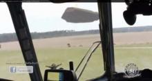 ამერიკელებმა გამოქვეყნეს ვიდეო,სადაც რუს სამხედროებს კონტაქტი აქვს უცხოპლანტელების ხომალდთან(ვიდეო)
