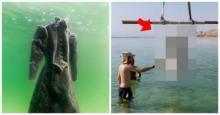 რა მოხდება თუ კაბას ჩავძირავთ მკვდარ ზღვაში ორი წლით