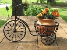 სახლებისა და ეზოების გაფორმება  თიხის ქოთნებით – 75 კრეატიული იდეა (ნაწილი II)