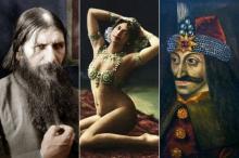 ტრანსილვანიიდან რუსეთამდე - შვიდი ყველაზე  იდუმალი ადამიანი ისტორიაში