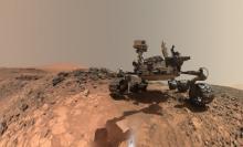 უფოლოგებმა მარსზე უცხოპლანეტელთა ხომალდის ნარჩენები აღმოაჩინეს