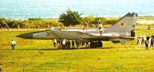 პილოტი,რომელმაც ზესაიდუმლო საბჭოთა გამანადგურებელი საზღვარგარეთ გაიტაცა
