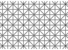 ჰერმანის ბადე: რამდენ შავ წერტილს ხედავთ თქვენ?