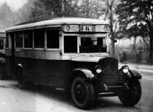 ავტობუსების წარმოება საბჭოთა კავშირში:სერიული და ექსპერიმენტალური მოდელები