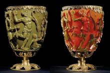 ლიკურგის თასის საიდუმლო – ნანოტექნოლოგიები ძველ რომში