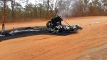 როგორი დაუჯერებელი და წარმოუდგენელიც არ უნდა იყოს ავსტრალიაში ძროხამ ვერტმფრენი ჩამოაგდო