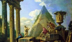 დაკარგული ისტორია: უძველესი ცივილიზაციების ნანგრევები შუა საუკუნის სურათებზე