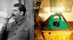 როგორ გამოიყურებოდა სტალინის ბუნკერი - სსრკ-ს ყველაზე გასაიდუმლოებული ადგილი