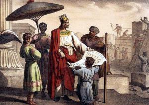 მეფე სოლომონის დირიჟაბლი