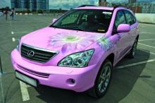 მტკიცებულება იმისა, რომ ქალის ხელში მოხვედრილი ნებისმიერი ავტომანქანა – «ქალის მანქანა» ხდება