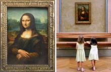 «მონა ლიზა» და «ჯოკონდა»  სხვადასხვა სურათები ყოფილა