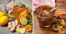 9 სამკურნალო სასმელი გაციების წინააღმდეგ, რომელიც თქვენს იმუნიტეტს საგრძნობლად გააძლიერებს