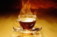 ცხელი და მაგარი ჩაი შეიძლება ძალიან საშიში აღმოჩნდეს ჩვენი ორგანიზმისათვის