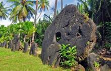 კუნძულ იაპის იდუმალებით მოცული ქვის ვალუტა