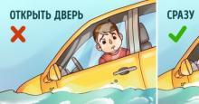 როგორ გადავრჩეთ ცოცხალი თუ ავტომობილით წყალში გადავვარდით