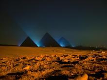 რატომ არის პირამიდა ვარსკვლავებისკენ მიმართული?