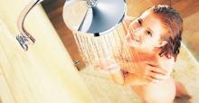 სხეულის ყველაზე ბინძური ნაწილი, რომელიც შხაპის შემდეგაც ბინძური რჩება