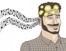 ვენდოთ თუ არა საკუთარ ყურებს,მუსიკის ფსიქოლოგია-დიანა დოიჩის მოდელები