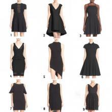 გამოიცნობთ რომელი შავი კაბაა ძვირადღირებული?