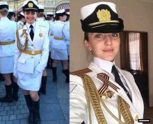 რუსეთში გამარჯვების დღისადმი მიძღვნილ აღლუმზე ქალი–სამხედროების მარშით გამოსვლამ მოწონებასთან ერთად კრიტიკაც გამოიწვია