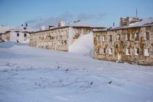 ქალაქი სადაც ზამთარში სიცოცხლე წყდება
