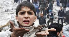 რას ნიშნავს იყო ბავშვი და ისიც სირიაში! (ყველაზე დრამატული ფოტოები)
