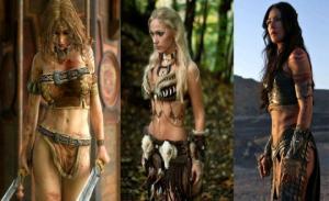 აზოვის ზღვის საუკეთესო მებრძოლი ქალები - ამაზონები!