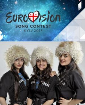 """ტრიო """"მანდილის"""" საკონკურსო სიმღერა """"ევროვიზიაზე""""  კრიტიკის ქარცეცხლში მოექცა(ვიდეო)"""