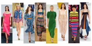 მოდა 2017.  ზაფხული: ფერები,  ძირითადი მიმართულებები და ჯინსის ახალი მოდელები