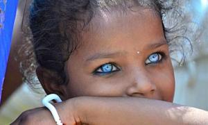 ცისფერი თვალები 10,000 წლის წინათ შავი ზღვის რეგიონში წარმოიშვა