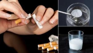 გსურთ, რომ შეწყვიტოთ მოწევა? ეს მარტივი ხერხი გაგაოცებთ!