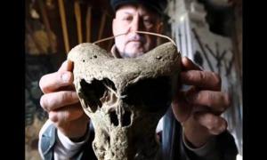 მეცნიერებმა ნაცისტების სკივრი აღმოაჩინეს უცხოპლანეტელების ძვლებით!!!