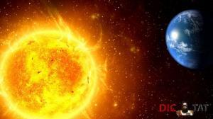 4 იანვარს დედამიწა მზესთან ძალიან ახლოს მივა