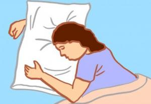 ბალიშზე ძილის პოზა თქვენს საიდუმლოს განსაზღვრავს