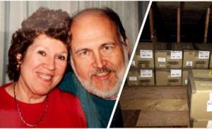 კაცი იყო შოკში, მას შემდეგ, რაც სხვენში დამალული საიდუმლო ყუთები აღმოაჩინა, რომლებსაც მისი მეუღლე 40 წლის განმავლობაში მალავდა