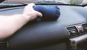 რატომ უნდა დადოთ მანქანაში ქვიშიანი წინდა, მარტივი ხრიკი , რომელიც უამრავ პრობლემას აგარიდებთ