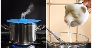 18 ორიგინალური და საოცნებო ნივთი დიასახლისებისთვის, რომელიც სამზარეულოში ყოფნას დღესასწაულად აქცევს!