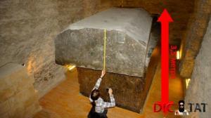 ეგვიპტეში აღმოაჩინეს გოლიათების 24 უდიდესი სარკოფაგი