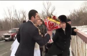 ამაღელვებელი და სულისშემძვრელი შემთხვევა საქორწილო ცერემონიალზე