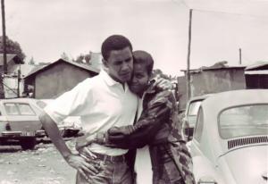 მიშელ და ბარაკ ობამების სიყვარულის ამსახველი ფოტოები, რომლითაც ნამდვილად მოიხიბლებით