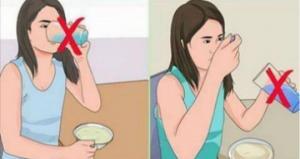 წყალი ჭამამდე უნდა დავლიოთ თუ ჭამის შემდეგ? - გაითვალისწინეთ, ექიმები გვაფრთხილებენ!