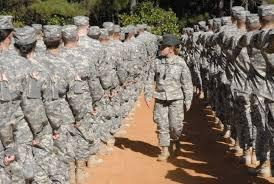 აშშ სამხედრო ძალას 40 000 ით ამცირებს