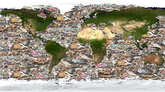 პლანეტა ეკოლოგიური კატასტროფის პირას არის