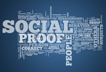 სოციალური დადასტურება და მარკეტინგული პრინციპები