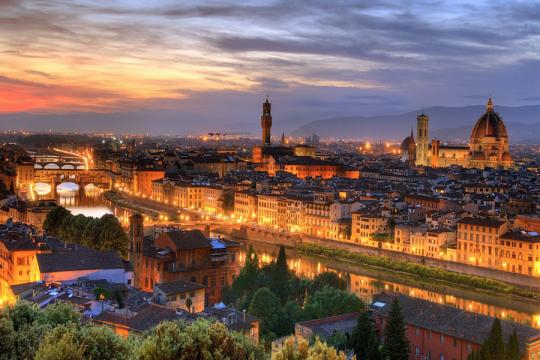 მსოფლიოს 30 ულამაზესი ქალაქი, რომელიც ყველამ უნდა ნახოს
