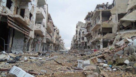 უფლებადამცველები: სირიაში 2011 წლიდან 330 ათასი ადამიანი დაიღუპა