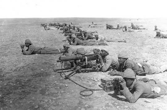 შოკისმომგვრელი ფოტოები, პირველი მსოფლიო ომიდან!